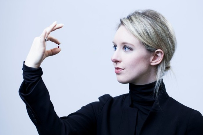 Theranos Founder and CEO Elizabeth Holmes Portraits