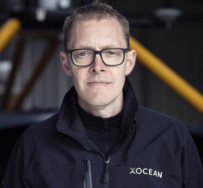 James Ives CEO XOCEAN