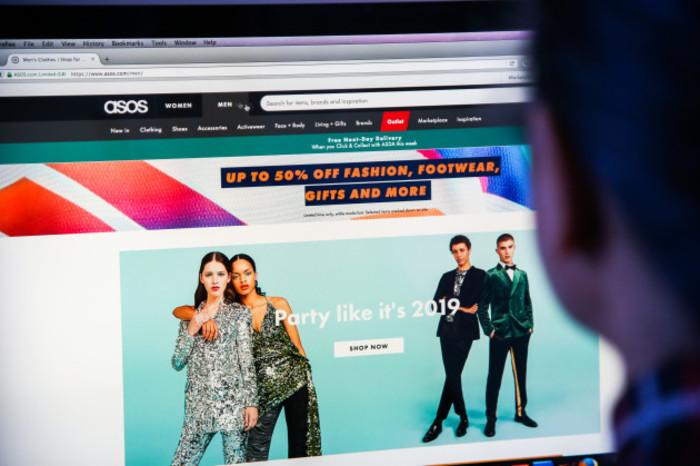 asos-profits-hit-by-fashion-price-cutting-in-london-uk-17-dec-2018