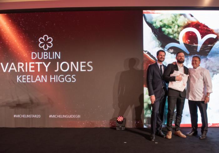 Variety Jones - Dublin - Michelin Star 2020 (2)