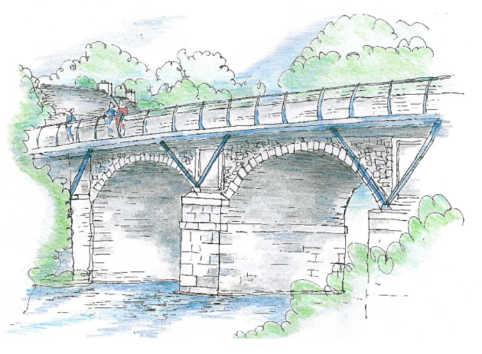 Illustration of Green_s Bridge 2014