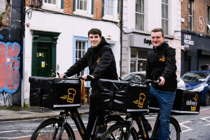 Delivery Tab Ebikes Riders