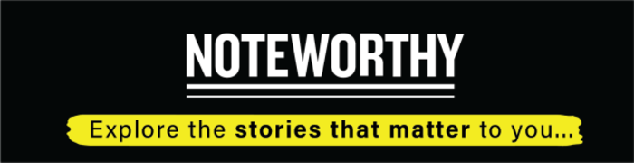 Noteworthy - Explore the stories that matter to you